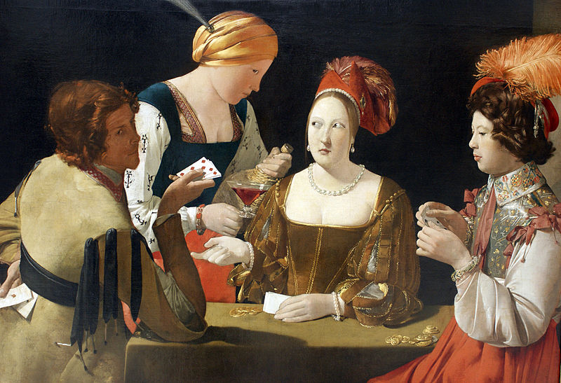 Peinture de Georges de La Tour à Vic-sur-Seille