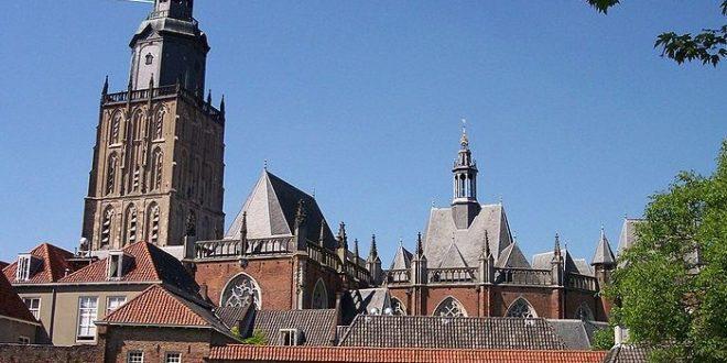 Eglise Ste Walburge à Zutphen