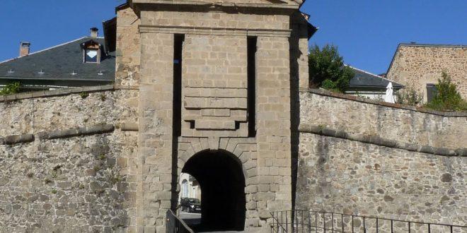 Seconde porte de Mont-Louis
