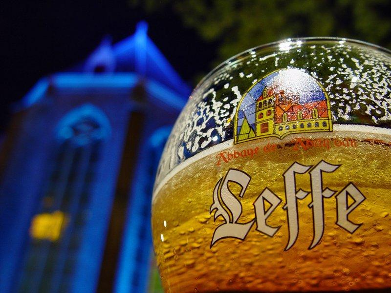 L'Abbaye de Leffe et sa bière