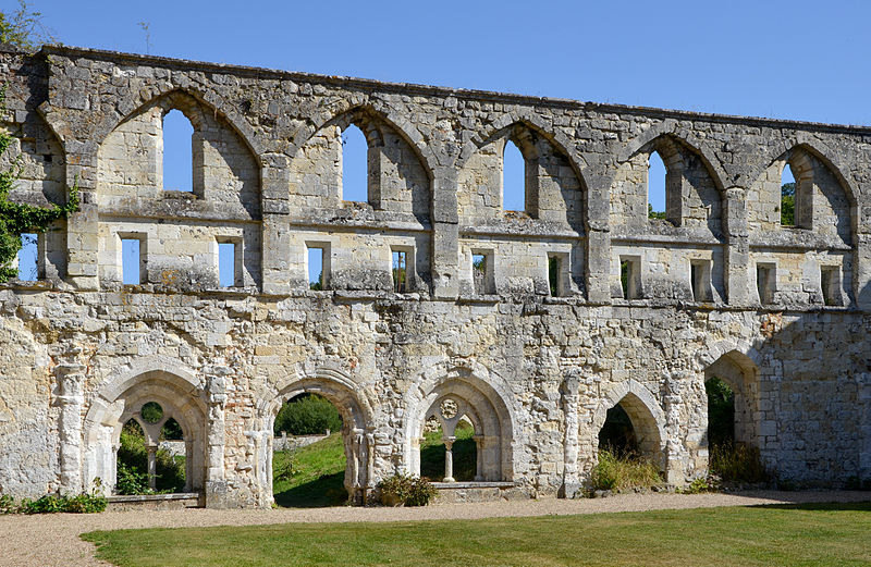Ruines de Mortemer