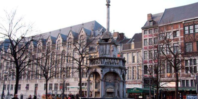 Le Perron de Liège