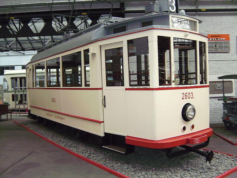 Ancien Tramway de Liège