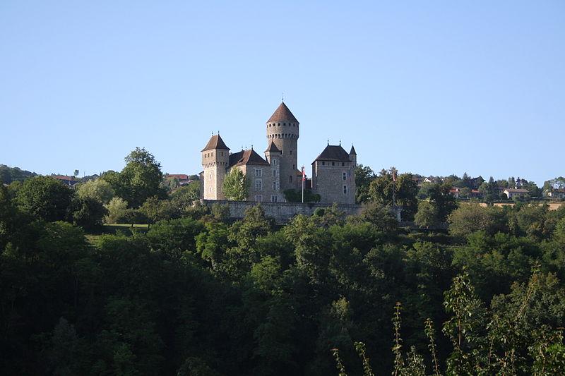 Château de Montrottier à Lovagny