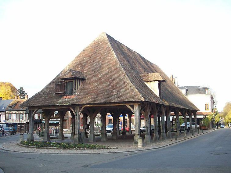 Les Halles de Lyons-le-Forêt