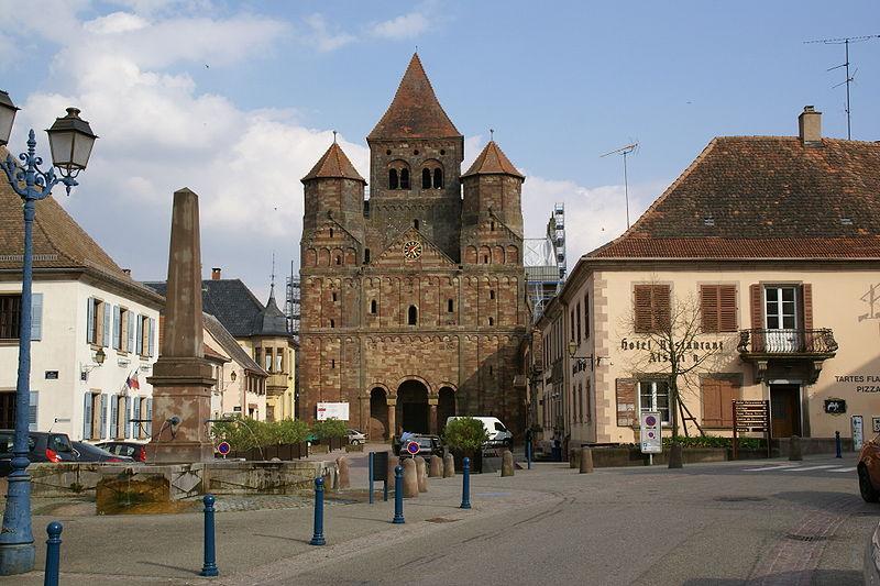 Eglise abbatiale de Marmoutier