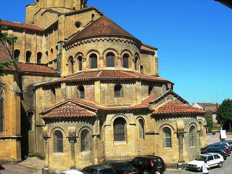 Chapelles rayonnantes à Paray-le-Monial