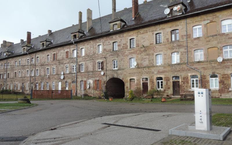 Caserne Lobau à Phalsbourg