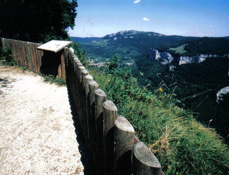 Moine de la Vallée à Renédale