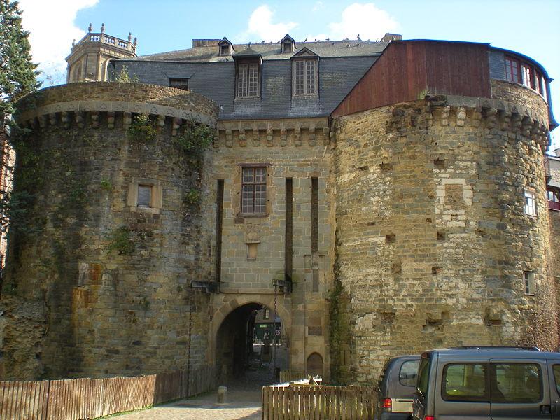 Porte Moderlaise à Rennes