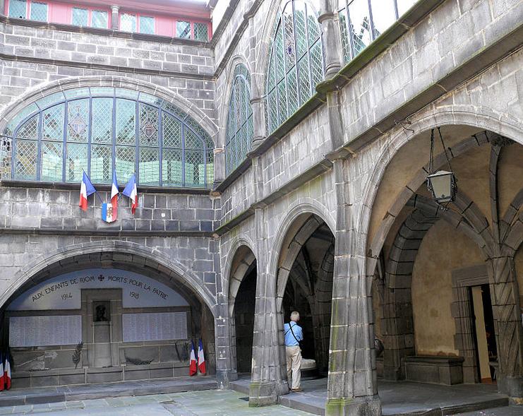 Hôtel de Ville de Riom