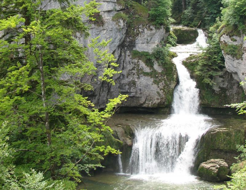 Cascade de la Billaude