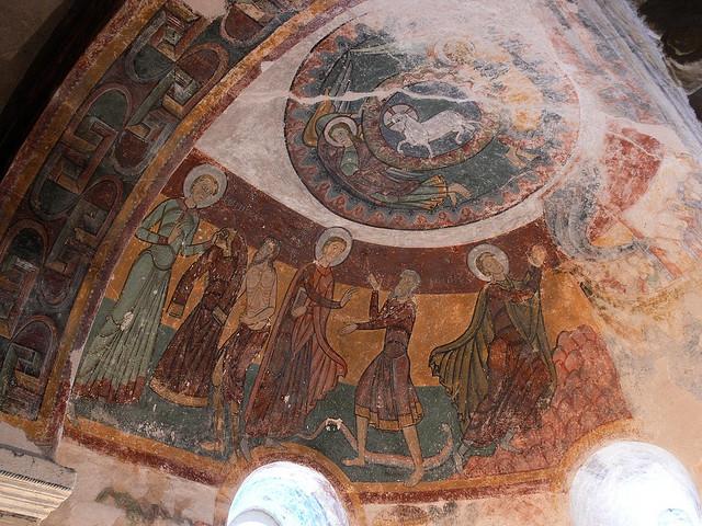 Fresque de Saint-Aignan