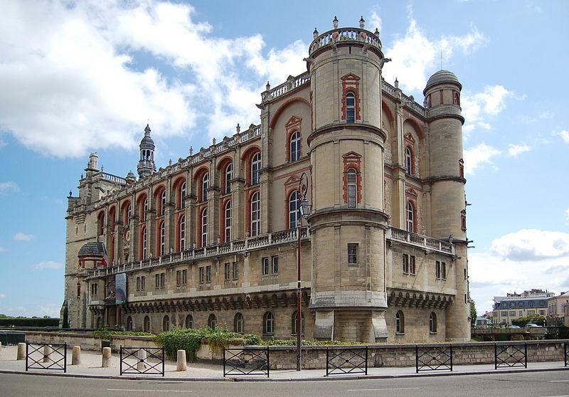 Château de Saint-Germain-en-Laye