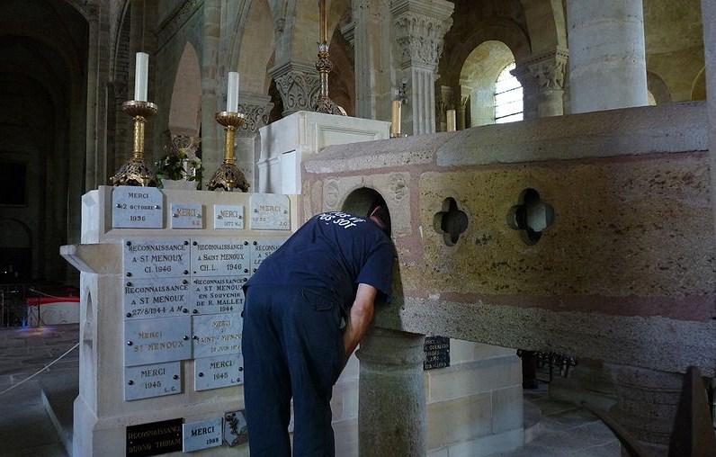 Débredinoire de Saint-Menoux