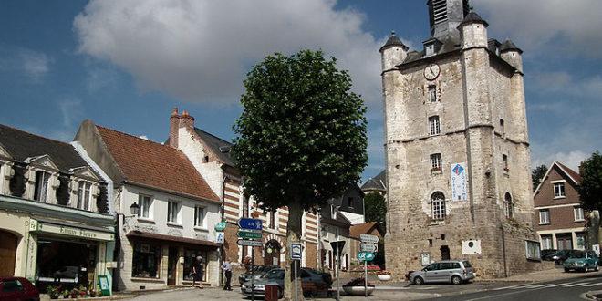 Beffroi de Saint-Riquier