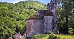 Chapelle de Glény de Servières-le-Château