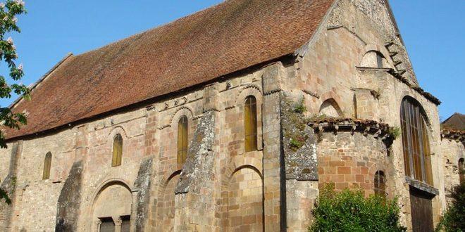 Eglise Saint-Marc à Souvigny