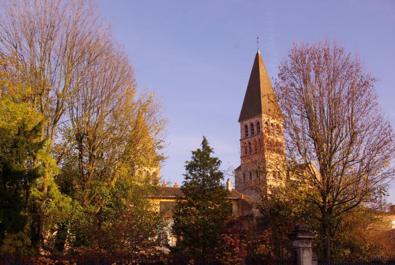 Saint-Philibert de Tournus