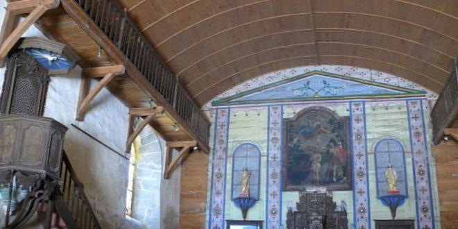 Chapelle des Pénitents à Treignac