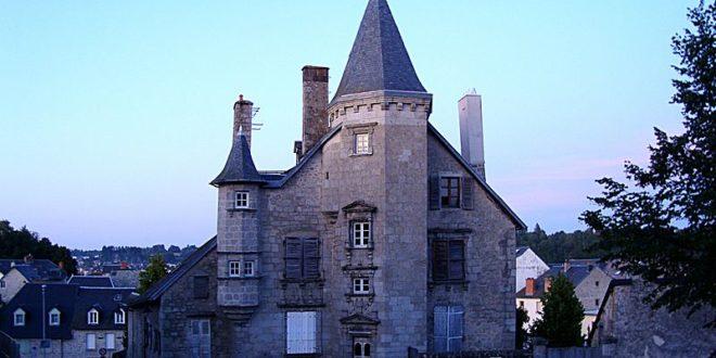 Hôtel Ventadour à Ussel