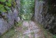 Passage taillé vers Villers-sous-Chalamont