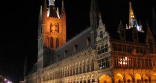 Halles aux draps d'Ypres