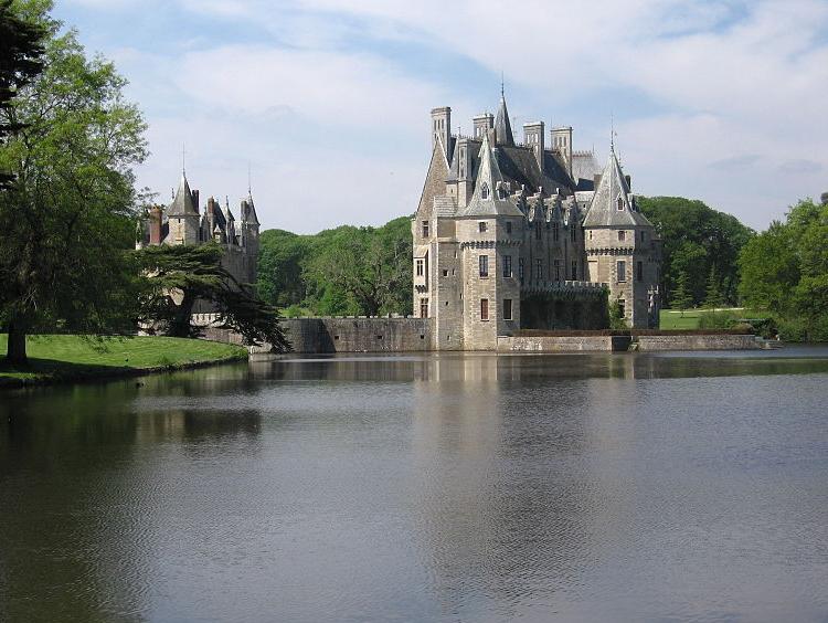 Château de la Bretesche à Missillac
