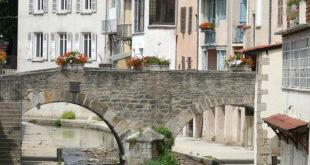 Pont d'Ecotay à Montbrison
