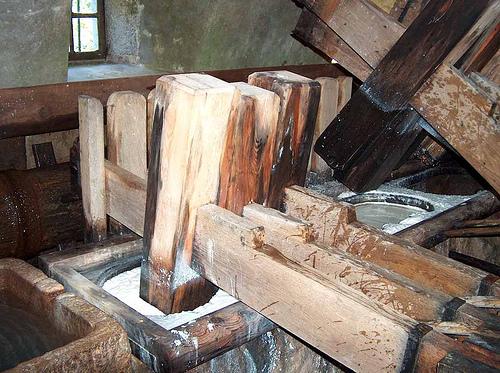 Moulin à papier de Richard de Bas