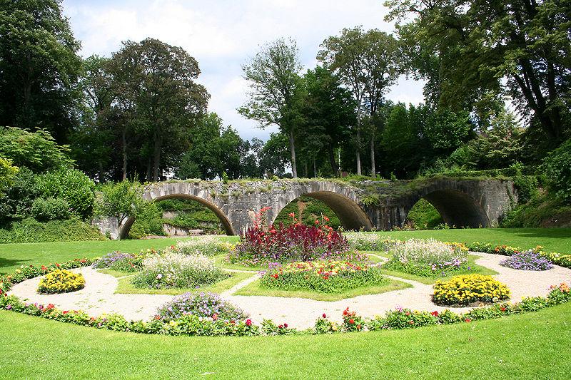 Parc Marie-Louise de Namur