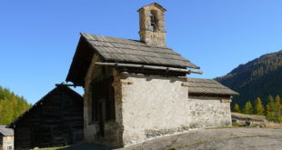 Chapelle Sainte-Marie à Névache