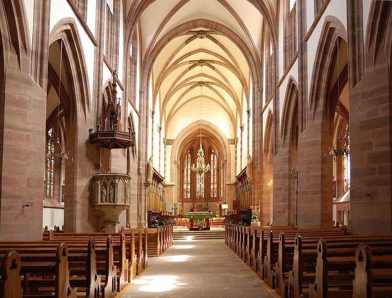 Saint-Florent à Niderhaslach