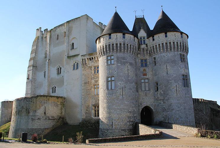 Château Saint-Jean près de Nogent-le-Rotrou
