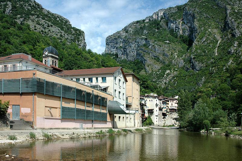 Musée de l'eau à Pont en Royans