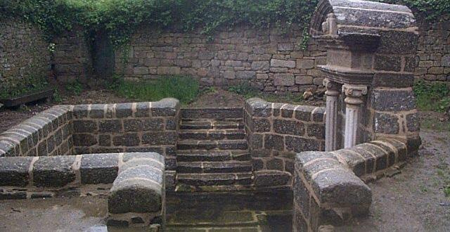 Fontaine de Rostrenen