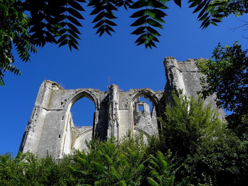 Ruines de Roches Tranchelion
