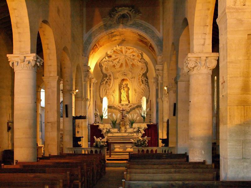 Cathédrale de Nebbiu à Saint-Florent