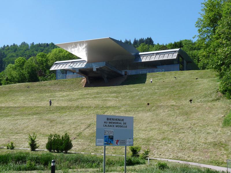 Mémorial de l'Alsace-Moselle à Schirmeck
