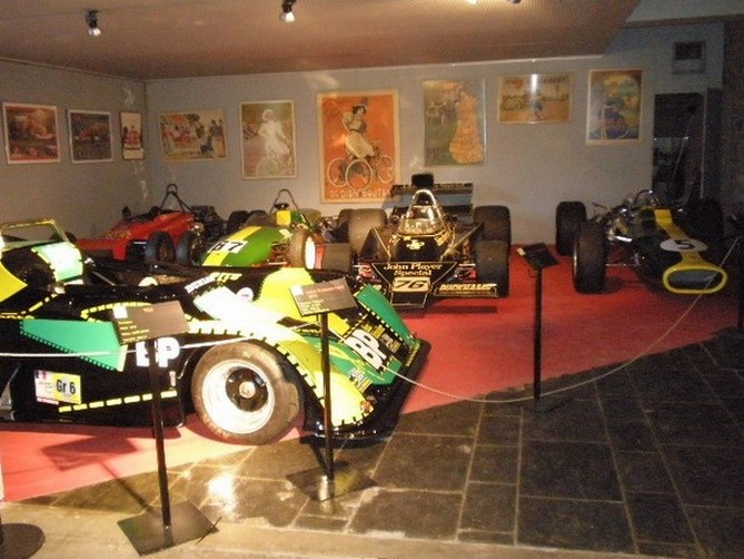 Musée du Circuit de Spa à Stavelot