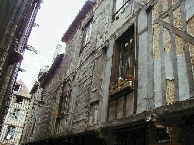 Ruelle de Troyes