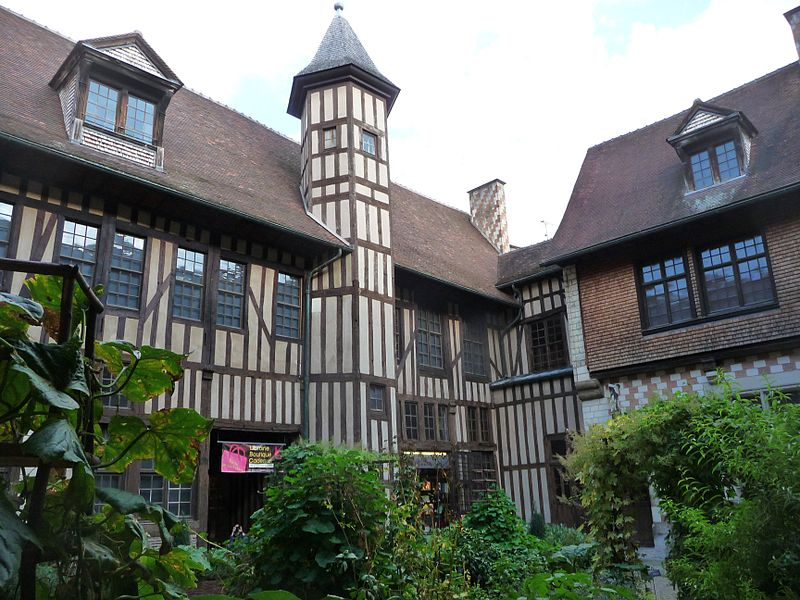 Hôtel de Mauroy à Troyes