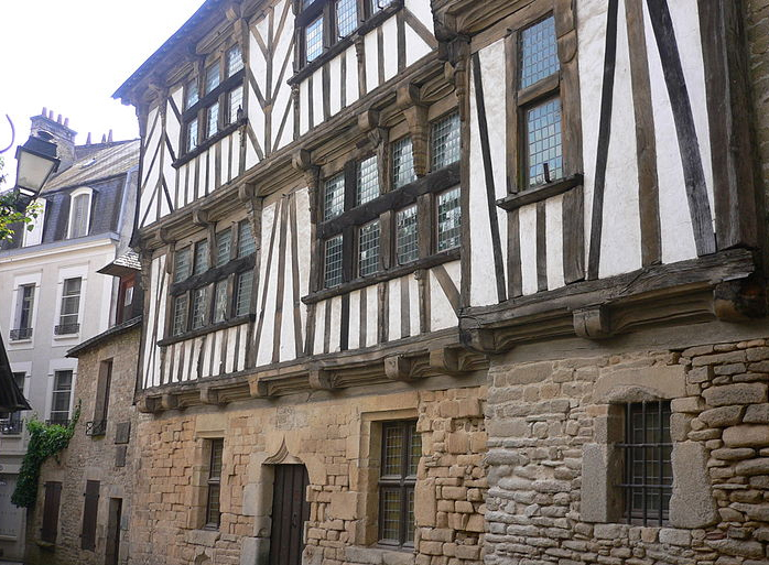 La Maison des Archers à Quimperlé