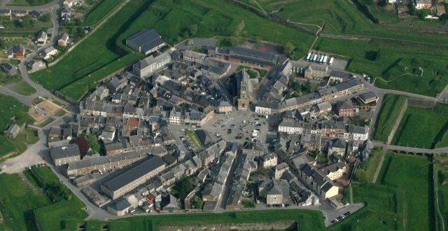 Rocroi, ville forteresse