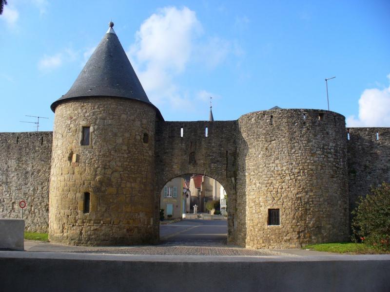 Porte de Sierck à Rodemack