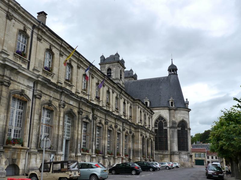 Ancienne Abbaye Saint-Michel à Sain-Mihiel