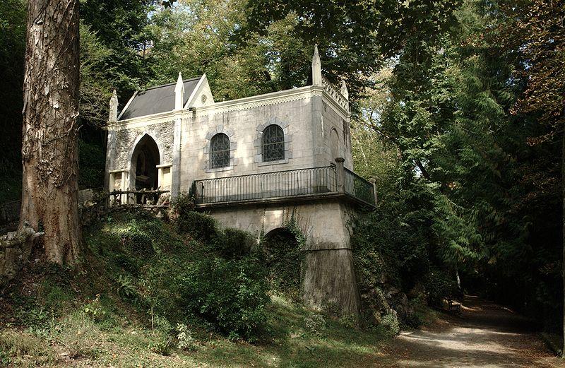 Ermitage de Saint Cénéré à Saulges