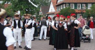 Festival à Seebach