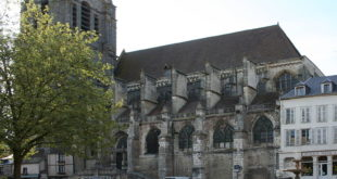 Eglise St Denis à Sezanne