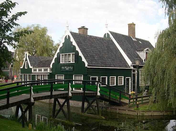 Maison du Zaan à Zaanstreek